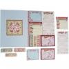 Selbstklebende Notizzettel - Sticky Memo Pads -  Paisley Park