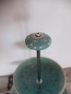 Etagerestangen für Möbel/Porzellanknöpfe gold mini (Set)