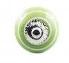 Möbelknöpfe/Porzellanknöpfe Streifen grün - 26
