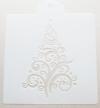 Schablone Muster - Tannenbaum - 19