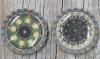 2er Set - Magnet mit Cabochon -Kaleidoskop