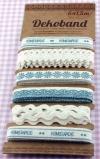 Spitzenband/Cottonband