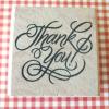 Thank-you-Stempel